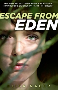 escape from eden cover