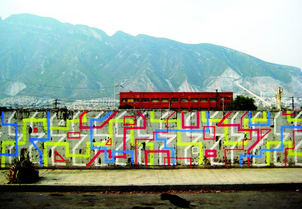 Los Contratistas Page 110- 1  Monterrey, Nuevo Leon, Mexico, 2011 PHOTO BY ISAURO HUIZAR