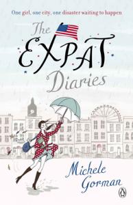 Expat Diaries UK Penguin cover