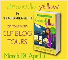 limoncello yellow button