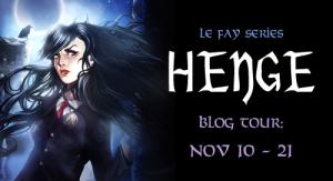 Henge banner
