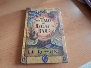 The Tales of Beedle the Bard - This is such a lovely book for any Harry Potter fan and I hope you enjoy it as much as I did.