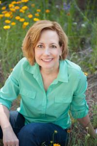 Author Sue Duff