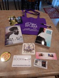 Jan 2016 Bookworm
