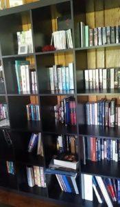 Melissa's shelves
