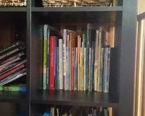 Melissa's shelves 4